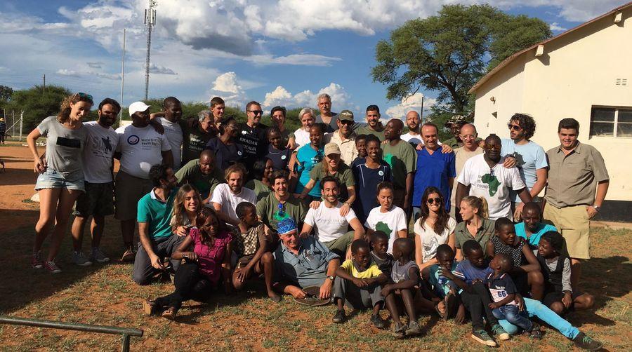 Sexta expedición a Zimbabwe: Diciembre de 2016