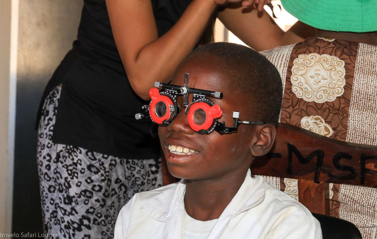 7ª expedición a Zimbabwe Noviembre de 2017 Smile is a Foundation