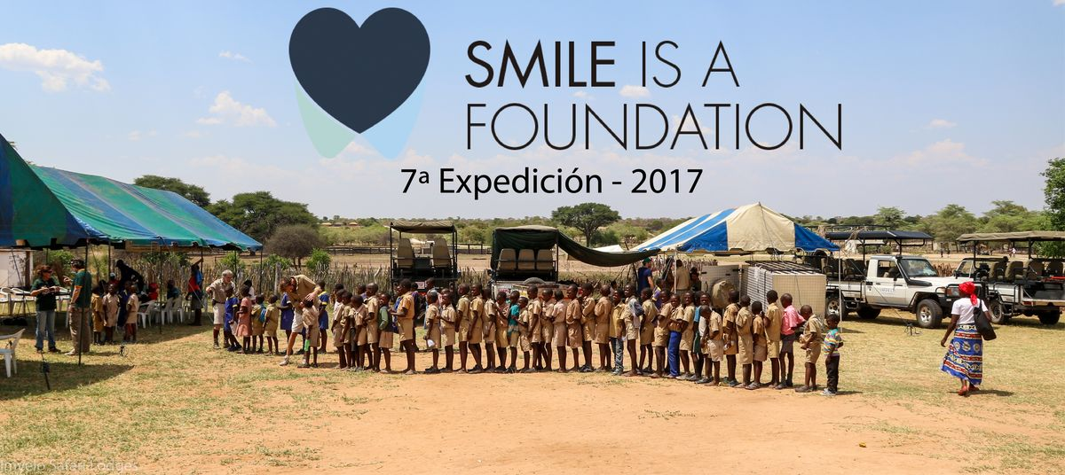 7ª expedición a Zimbabwe Noviembre de 2017 Smile is a Foundation