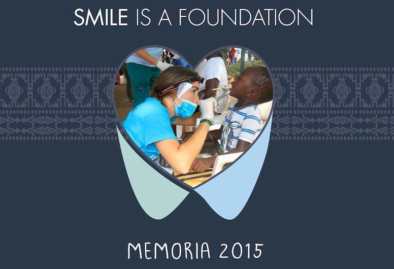 Memoria de Actividades Smile is a Foundation 2015