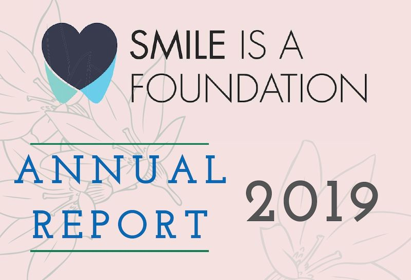 Annual Report Smile is a Foundation 2019