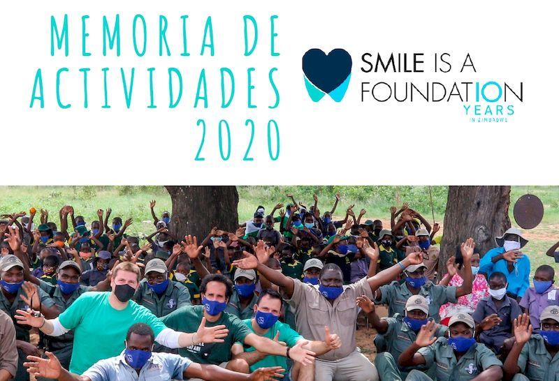 Memoria de Actividades Smile is a Foundation 2020