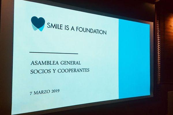 Smile is a Foundation celebra la Asamblea General de socios y cooperantes 2019
