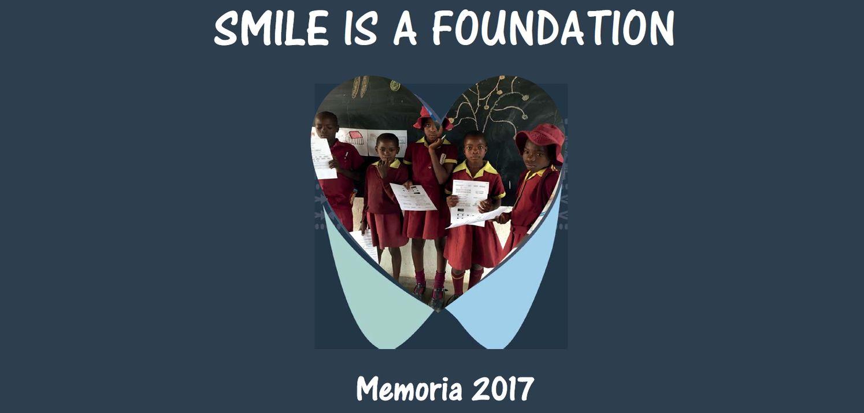 Memoria de Actividades Smile is a Foundation 2017