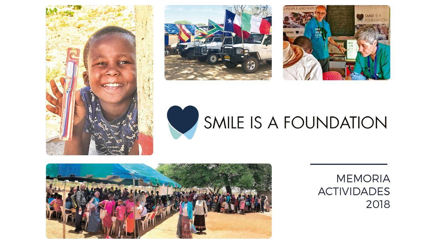 Memoria de Actividades Smile is a Foundation 2018