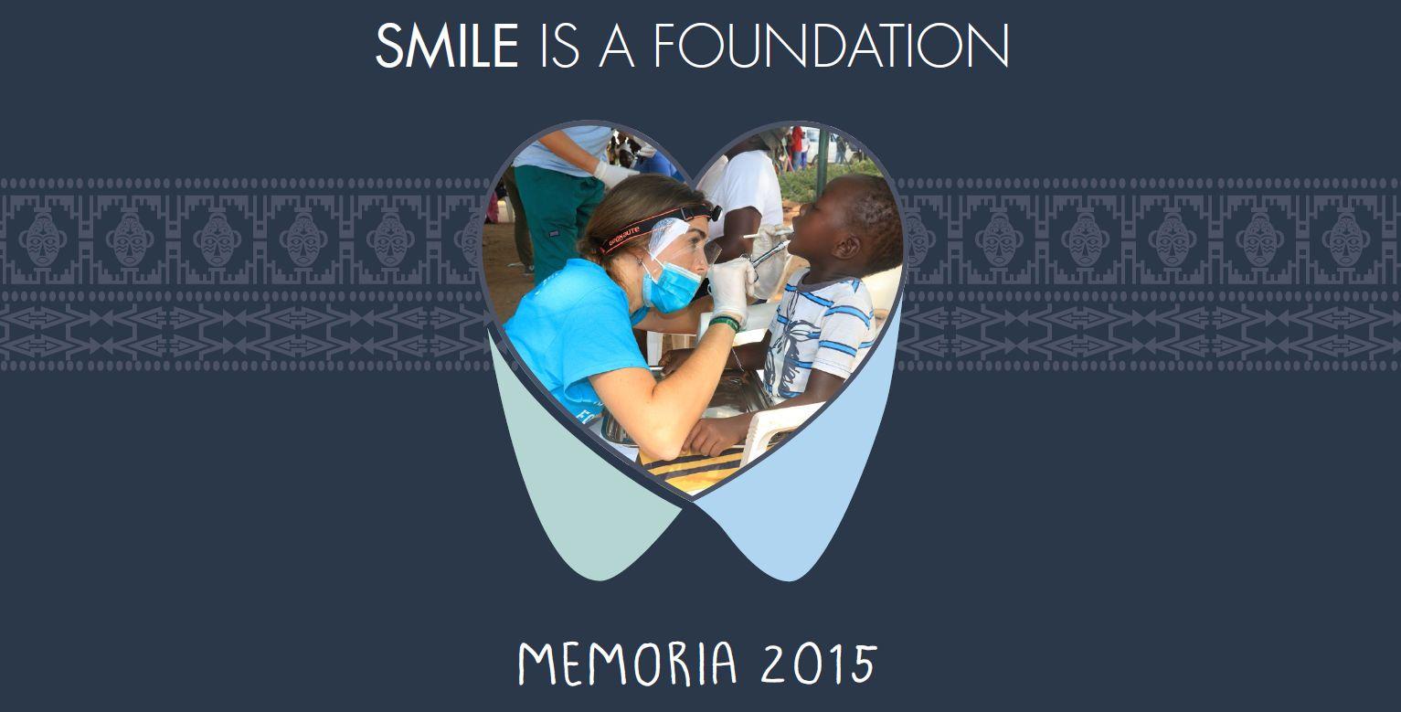 Memoria de Actividades Smile is a Foundation